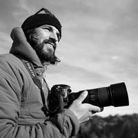 Profile photo of Scott Rinckenberger, a VAST landscape photographer artist creating very high resolution fine art photos