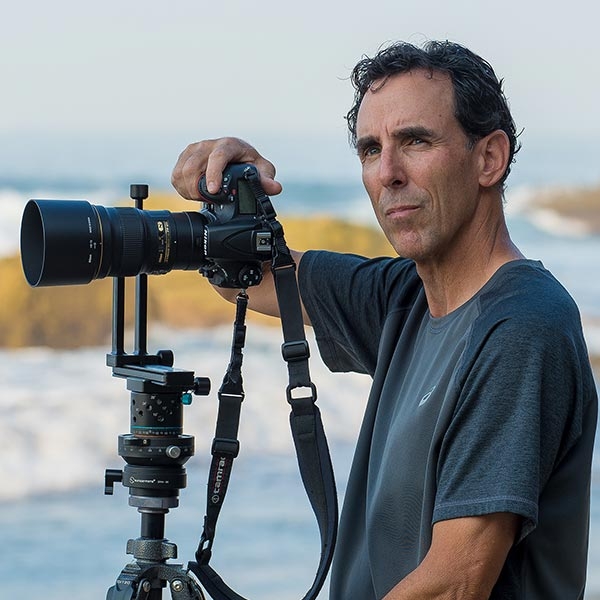 Portrait photo of Jim Tarpo, a VAST artist creating very high resolution landscape and cityscape photographs.