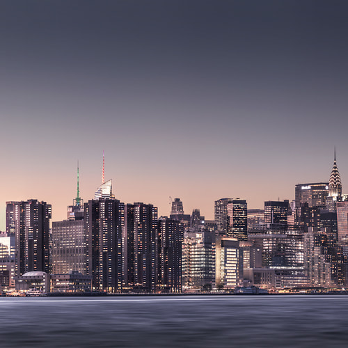 "Photo Release: ""A New York Gloaming"" by Dan Piech"