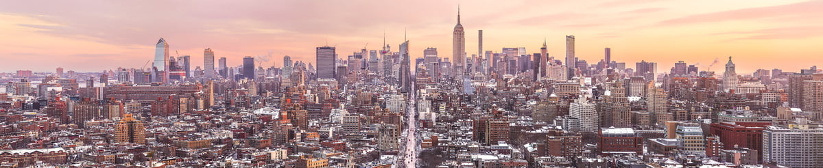 New York City Skyline Photos: High-Res Large-Format Prints - VAST