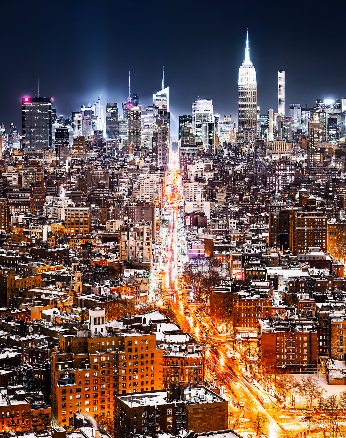 Fine Art Prints And Photographs Of New York City At Night