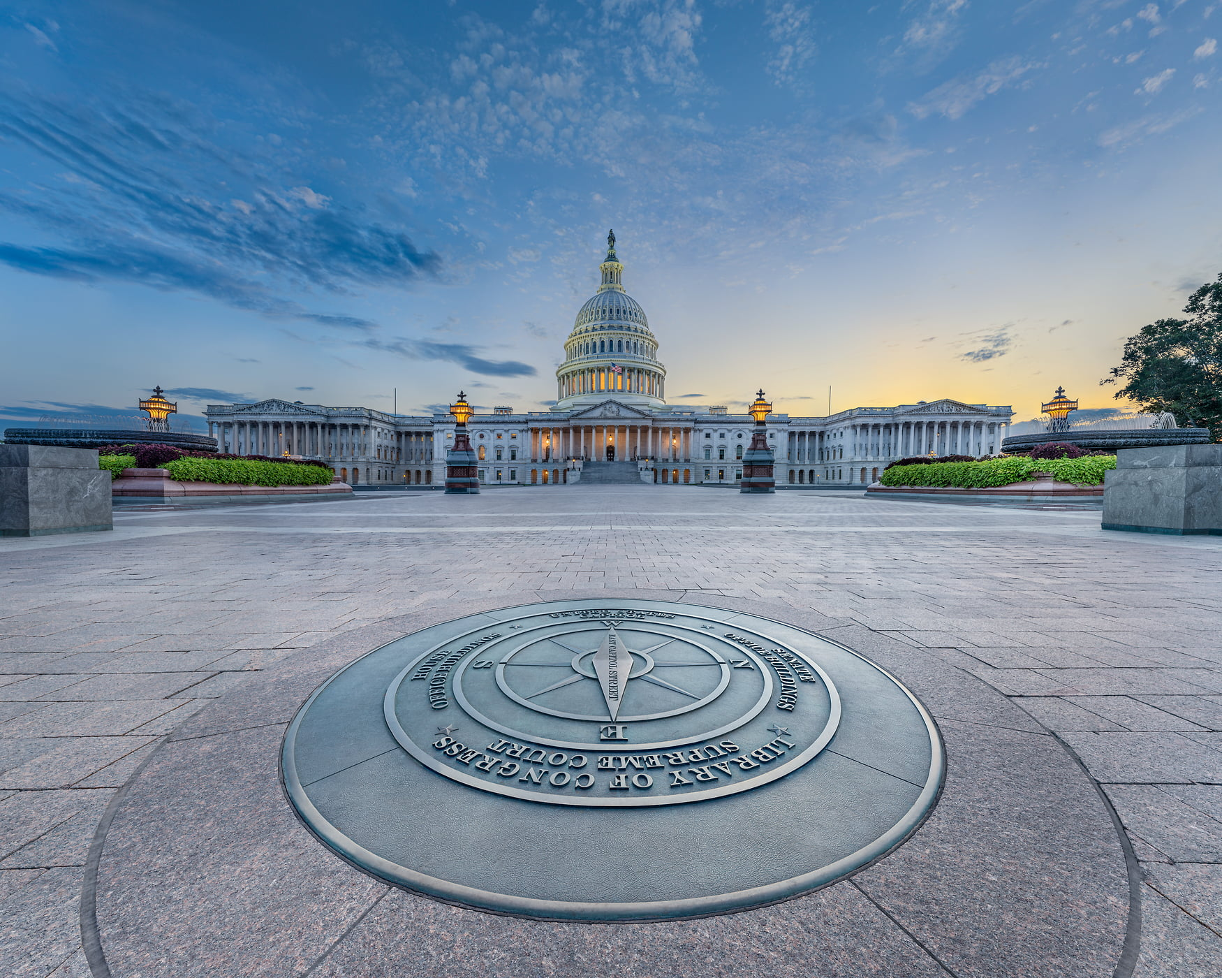 915 megapixels! A very high resolution, large-format VAST photo print of the USA Capitol Building and Compass; photograph created by Tim Lo Monaco at the United States Capitol in Washington, D.C., USA